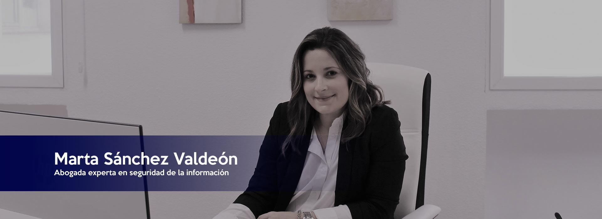 Marta Sánchez Valdeón